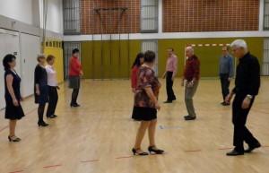 Training Montagsgruppe